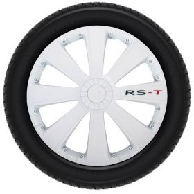 Wieldoppen set - 15 inch - RS-T wit